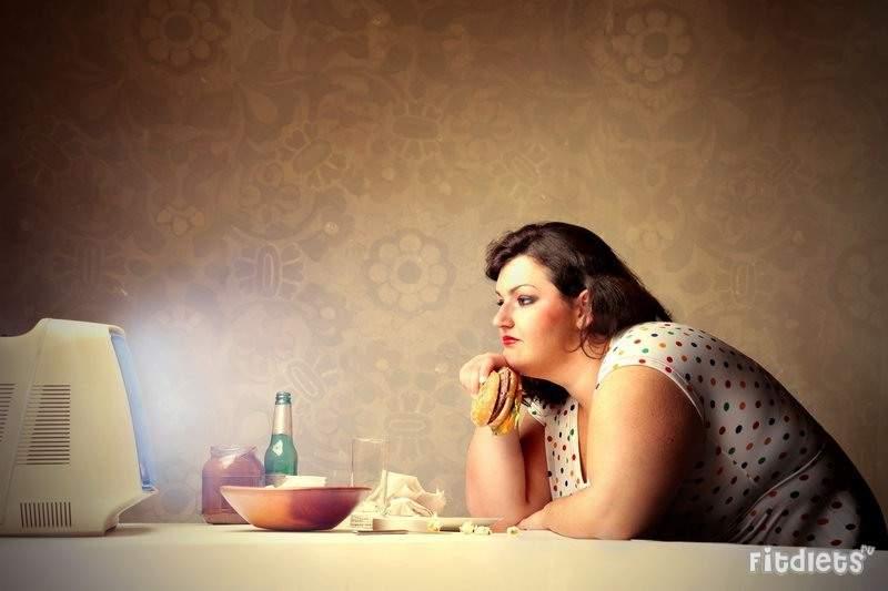 Диета при малоподвижном образе жизни для женщин