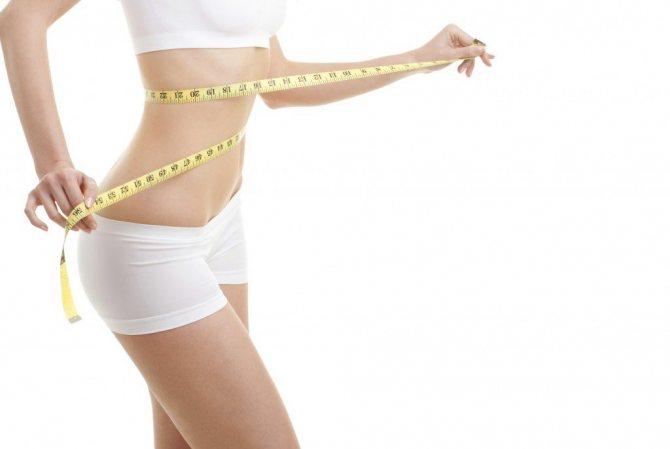 Диета в сочетании с физическими упражнениями