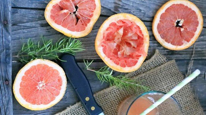 диета яйца и грейпфрут результаты