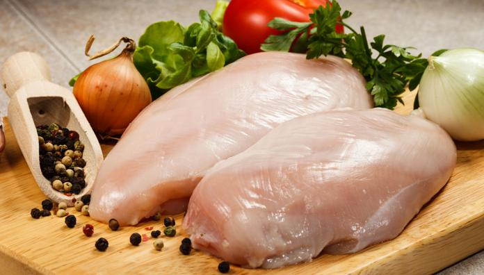 Диетическое мясо куриная грудка