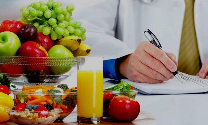 Диетолог о подсчете калорий