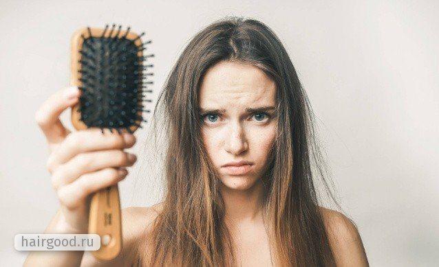 Диффузное выпадение волос у женщин: причины и методы лечения