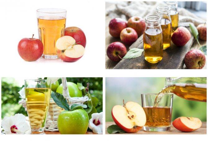 Для почек польза сока из яблок