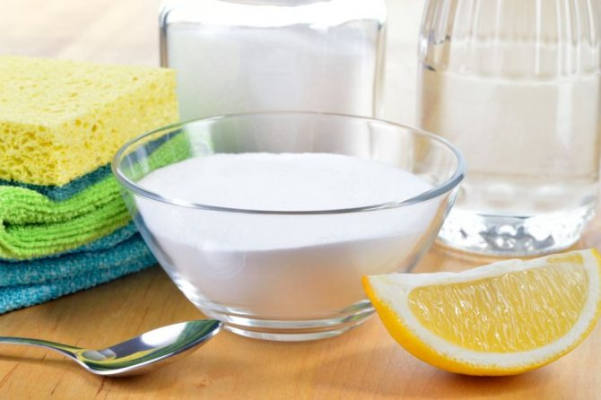 Для похудения следует правильно готовить содовый раствор