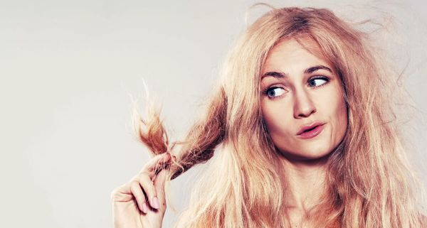 Для сухих волос