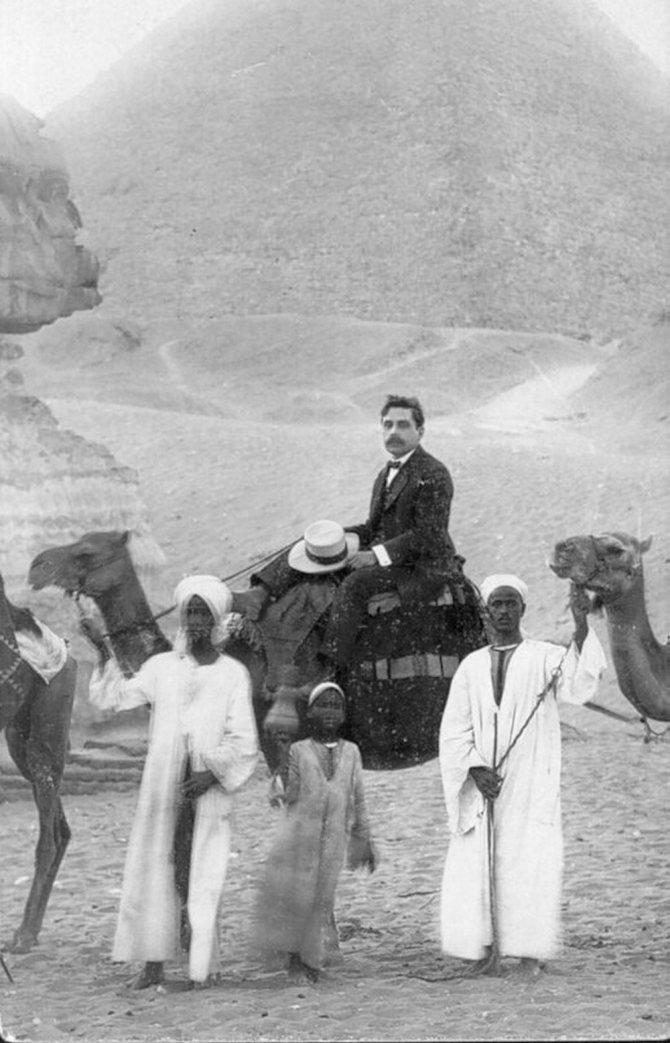 Дмитрий Ильич много путешествовал по миру. / из личного архива автора