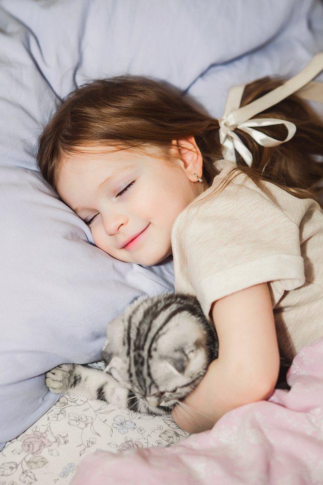 дневной сон укрепит иммунитет ребенка