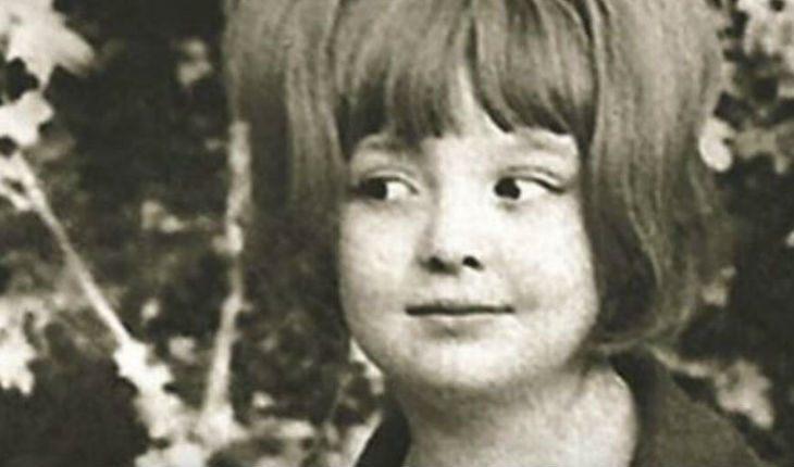 Дочь Людмилы Гурченко в детстве