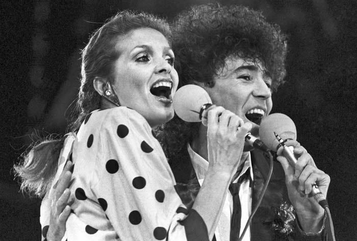 два певца