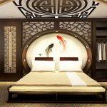 Двуспальная кровать по Фен-Шуй
