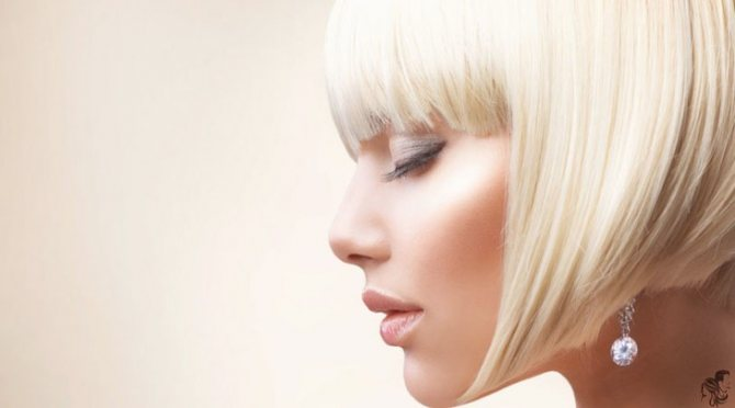 Джентльмены предпочитают блондинок: обесцвечивание волос в салоне.