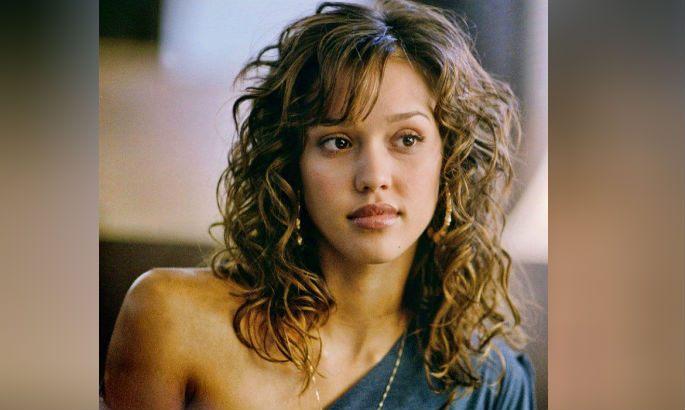 Джессика Альба в молодости (кадр из фильма «Лапочка»)