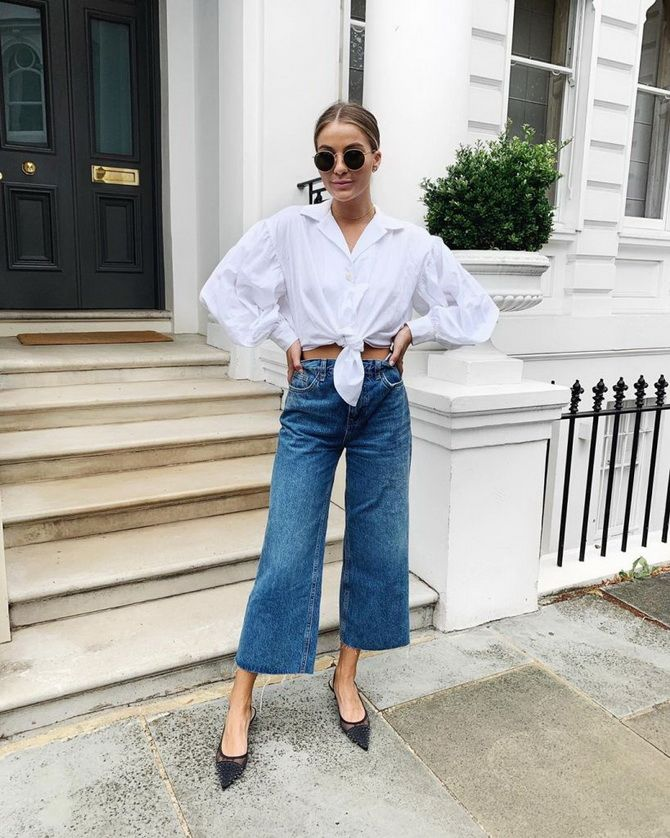 джинсы 2020
