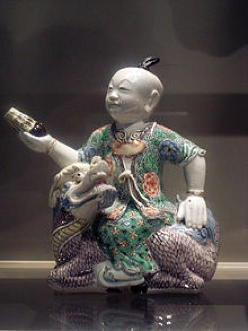 Единорог Ци Линь символ в Фен-Шуй