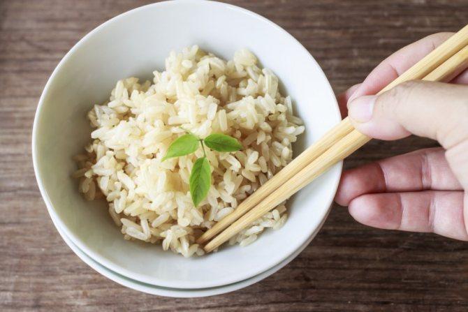 Строжайшая Рисовая Диета. Рисовая диета — снижает вес, укрепляет здоровье и чистит организм