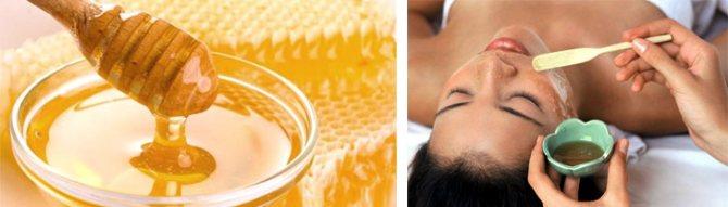 Эффективность средств с медом