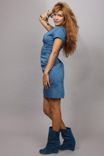 Екатерина Климова экспериментировала с цветом волос