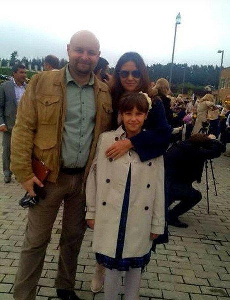 Екатерина Климова с первым мужем Ильей Хорошиловым