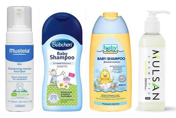 Экспертиза: 5 лучших детских шампуней