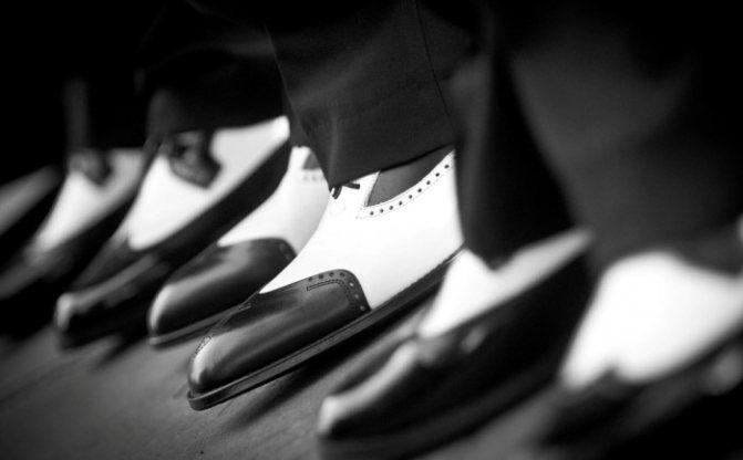 Элегантные туфли для мужчины на свадьбу