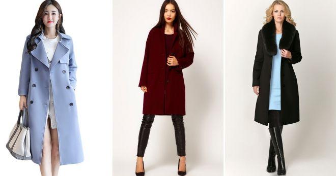 Элегантные женские пальто идеи