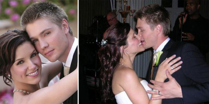 Элегантный образ на свадьбу Софии Буш