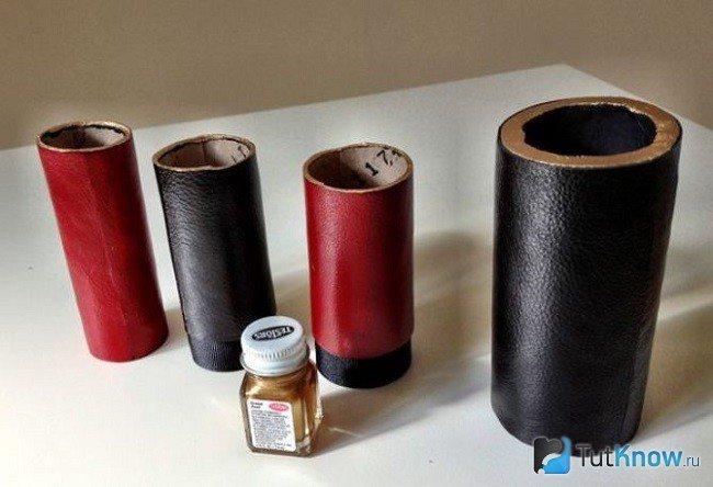 Элементы для изготовления подзорной трубы