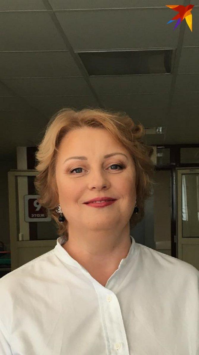 Елена Николаевна с 1988 года акушер-гинеколог в 5-й ГКБ Минска, где с 1994 по 2015 год заведовала акушерским обсервационным отделением. Фото: личный архив.