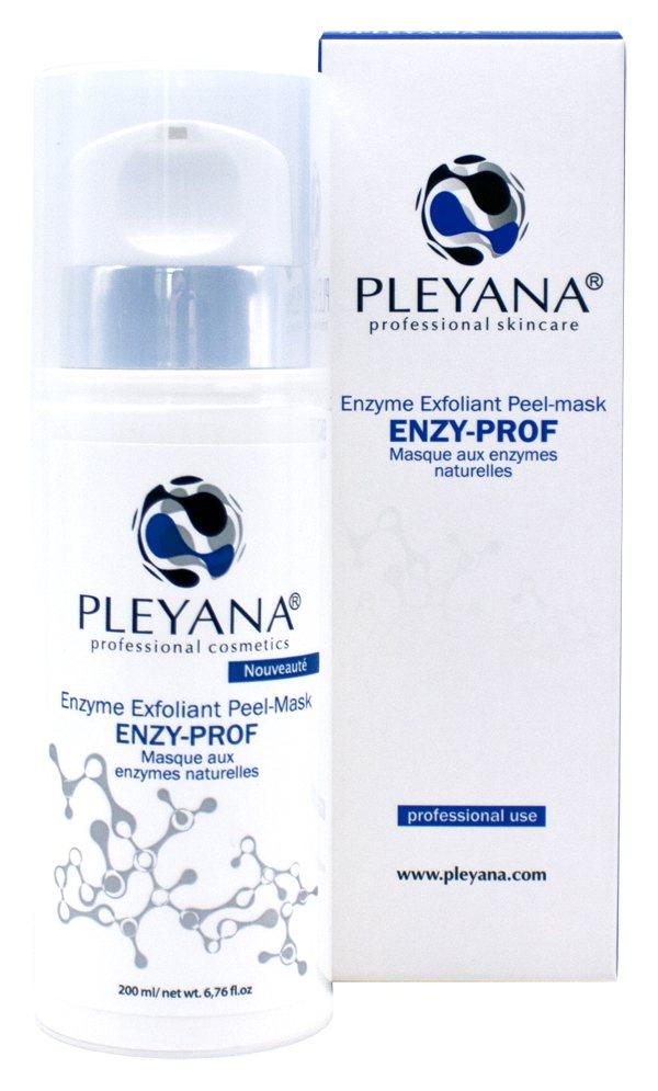 энзимный пилинг, энзимная маска, косметика с энзимами, кератолин, тригалоза, плеяна, pleyana