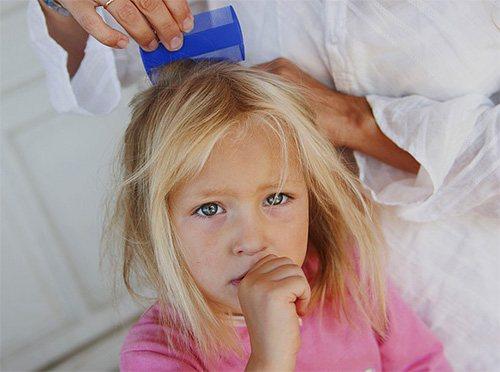 Если на первые симптомы наличия вшей вовремя не обратить внимания, то со временем заражение грозит перейти в запущенный педикулез.