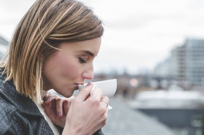 если пить зеленый чай, можно похудеть