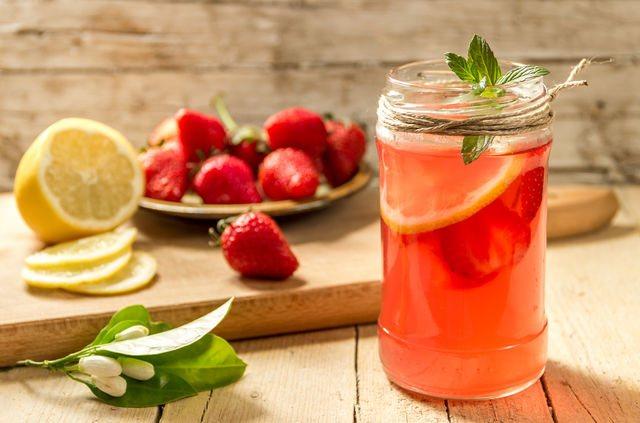 Этот лимонад отлично утолит жажду и зарядит энергией