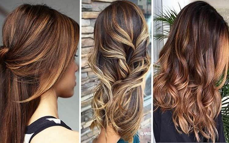 Этот вид окрашивания волос подойдет тем, кто ищет красивых, но не кардинальных перемен.