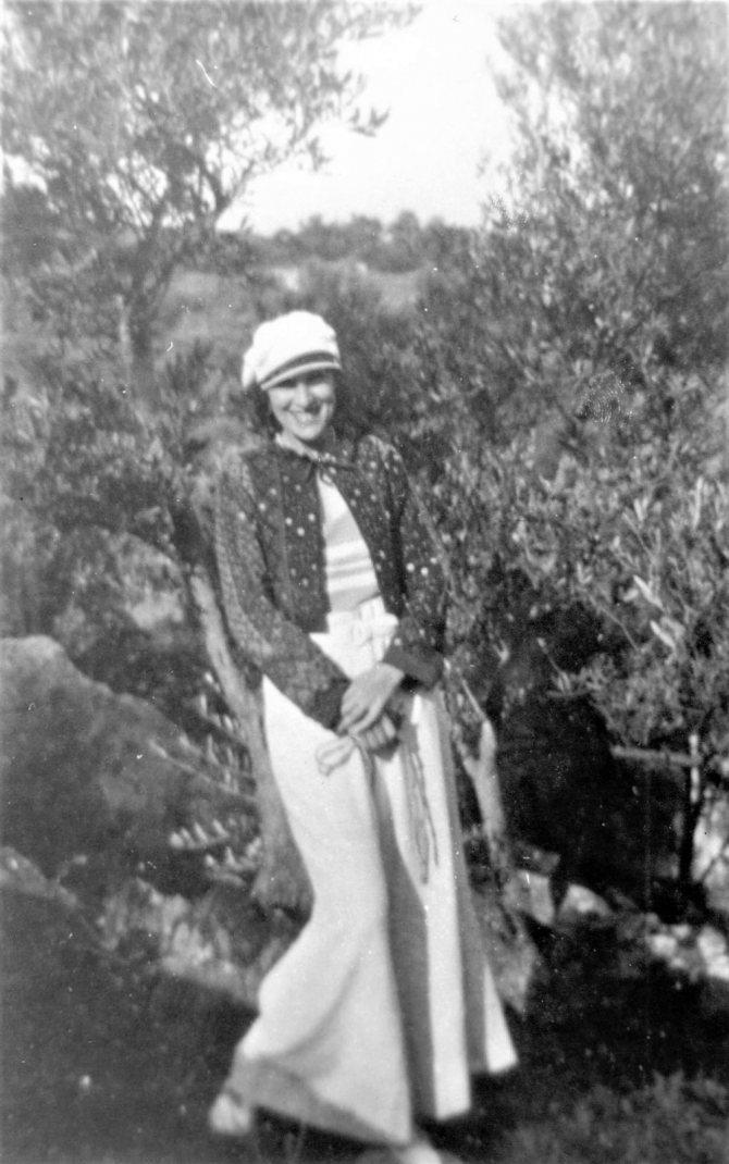Эту фотографию Гала подарила отцу в 1927 году. / из личного архива автора