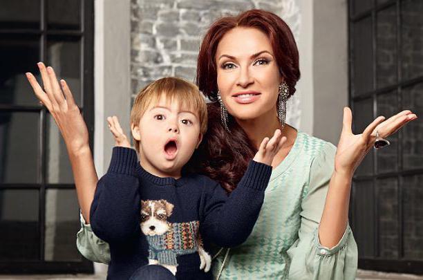 эвелина бледанс родила ребенка с синдромом дауна
