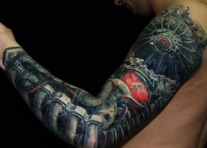 фантастическая татуировка
