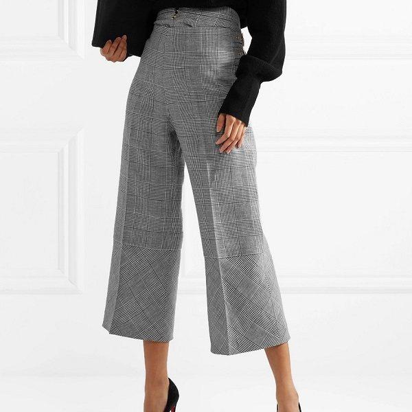 фасоны твидовых брюк