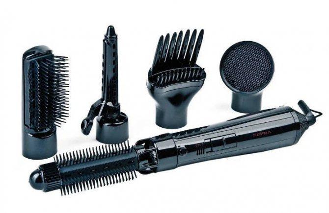 фен для завивки волос babyliss