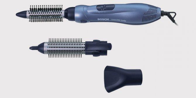 Фен-щетка Bosch PHA 2300