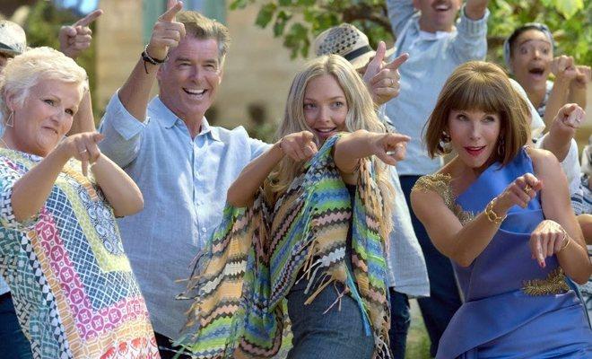 Фильм «Mamma Mia! 2»: актеры и роли