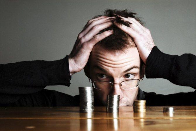 финансовые страхи