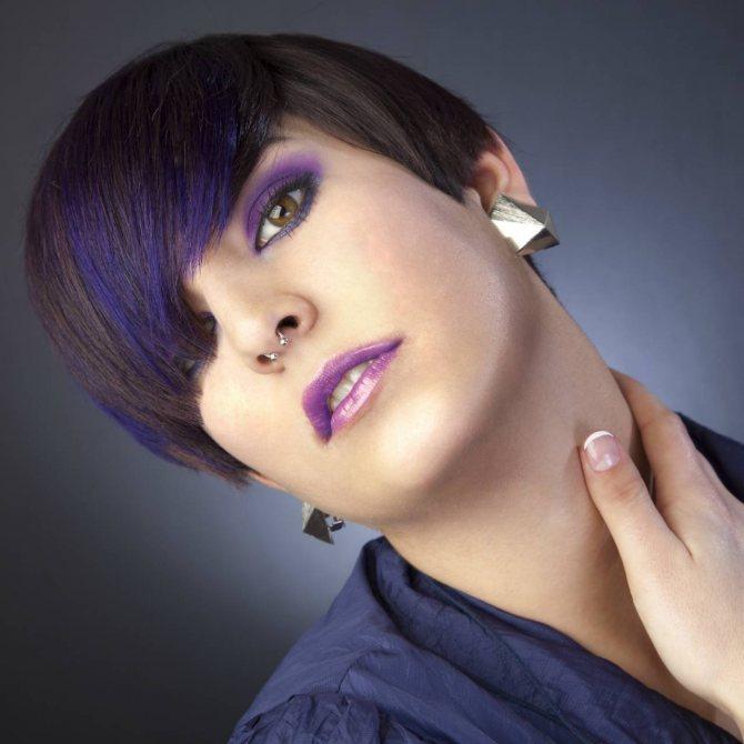 фиолетовый 1