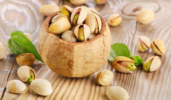 Фисташки - самые полезные орехи для организма