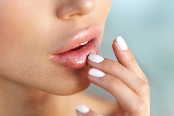 fl cherryme 340 - Увлажнение для губ в домашних условиях