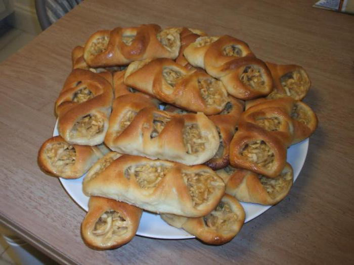 формы пирожков