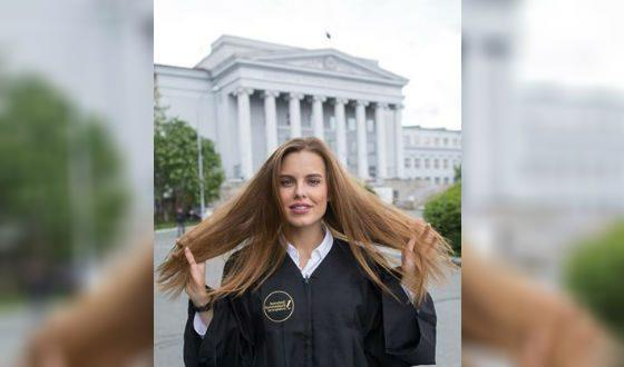 Фотки в социальные сети Дарья Клюкина выкладывает не очень часто