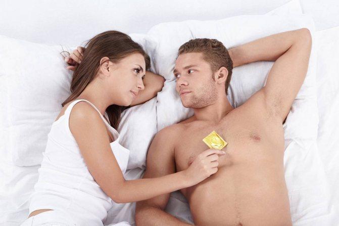 Фото 4 - можно ли заниматься сексом во время месячных