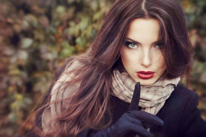 Фото - какой цвет волос старит женщину