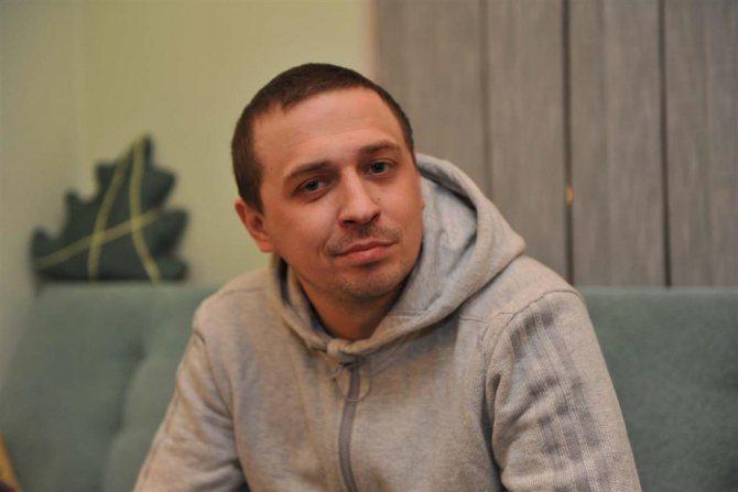 Фото Олег Верещагин из Камеди Вумен