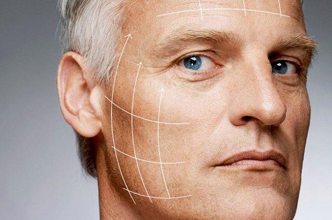Фото Особенности пластических операций на лице у мужчин